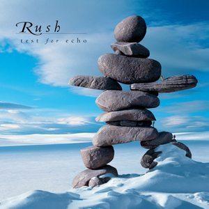 Rush Test For Echo Single Artwork - 300