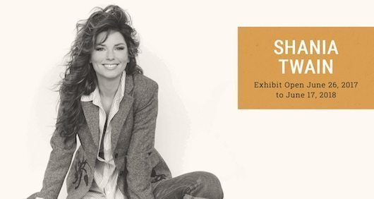 Shania For Hall Of Fame, New Album In Works