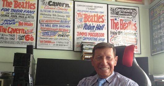 Please Mr. Posterman: Death Of Beatles Artist
