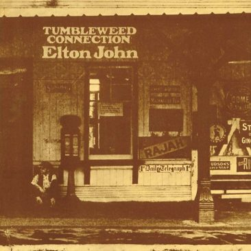 Elton John Connects With 'Tumbleweed'