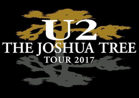 U2 Announces 'Joshua Tree' Tour 2017