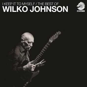 Wilko Johnson I Keep It To Myself Vinyl Artwork