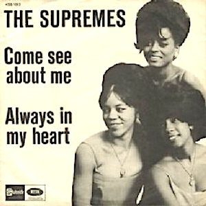 Supremes Come See About Me
