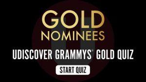 Gold Nominees Quiz