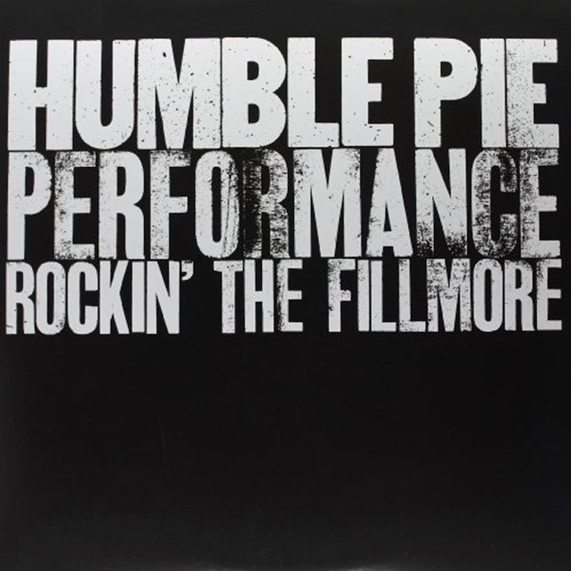 Humble Pie Rock The Fillmore