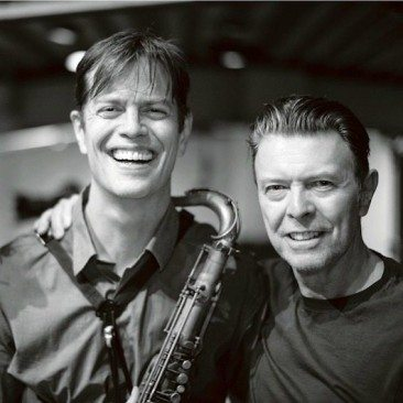 Bowie Sax Man Recalls 'Blackstar' Sessions