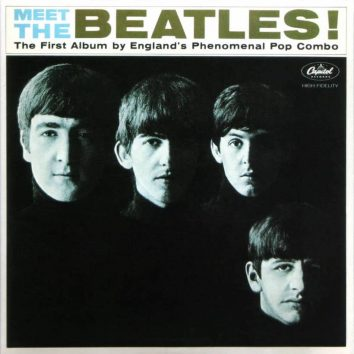 Meet The Beatles album