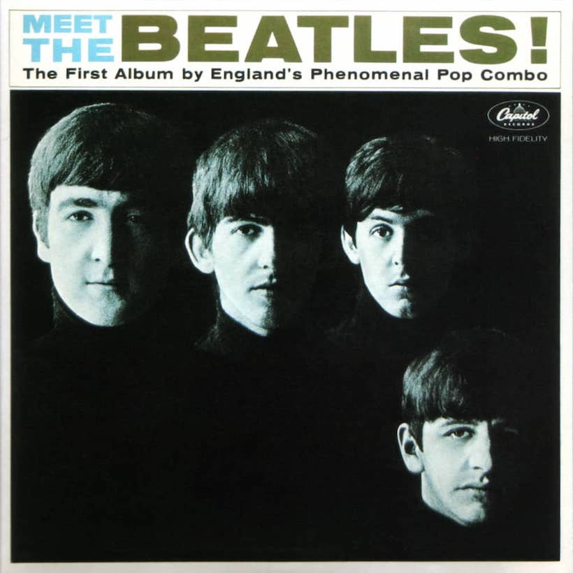 America Meets The Beatles On Album Udiscover
