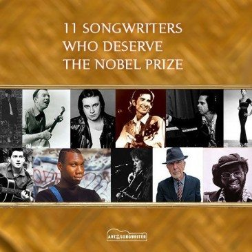 11 Singer-Songwriters Who Deserve The Nobel Prize