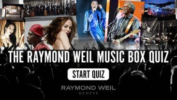 The Raymond Weil Music Box Quiz
