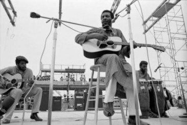 Richie Havens's Career Making Appearance