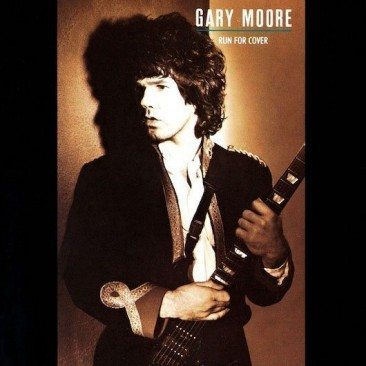 Gary Moore Rocks Back To Vinyl