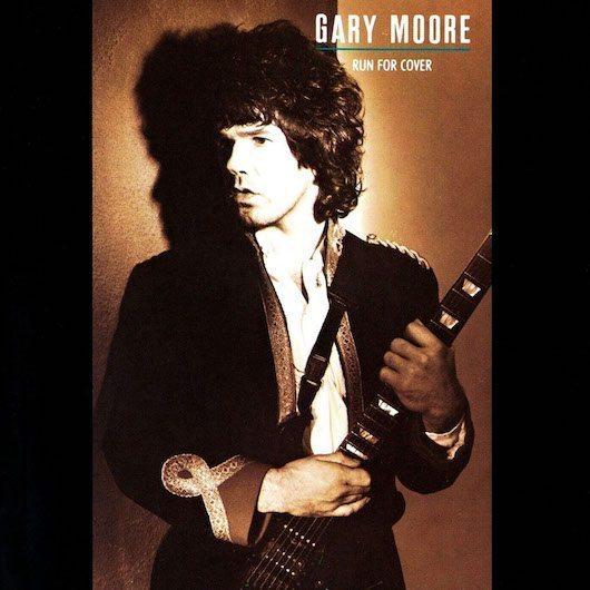 Gary Moore Rocks Back To Vinyl