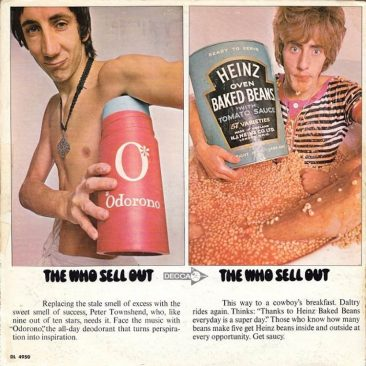 The Who Were Full Of Beans In 1968