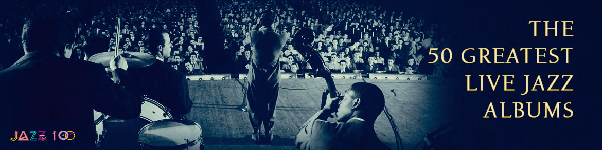 50 Greatest Live Jazz Albums HPB