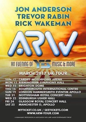 ARW tour