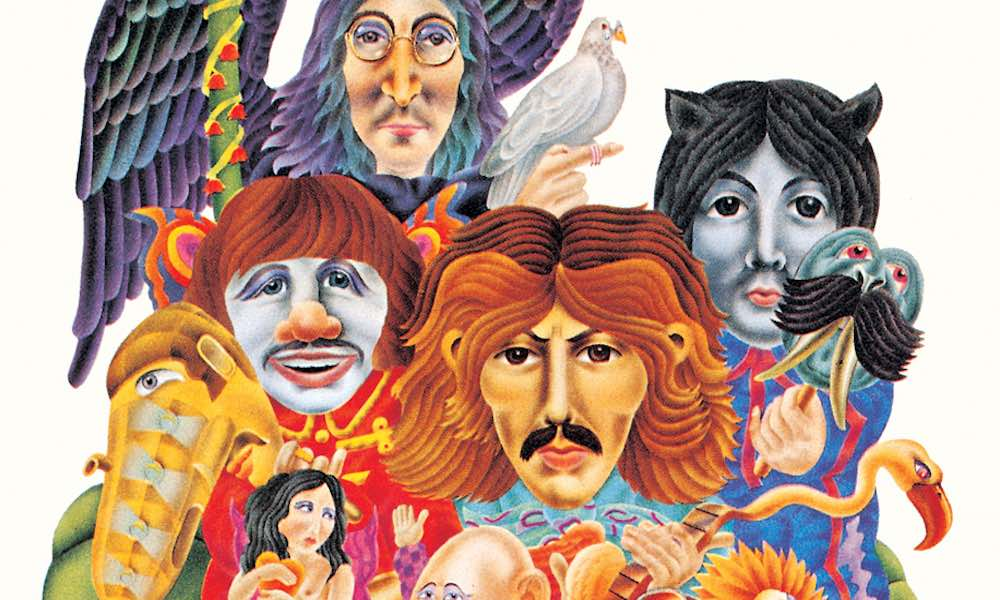 Alan Aldridge Beatles