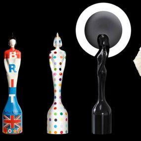 BRIT Awards Statuettes