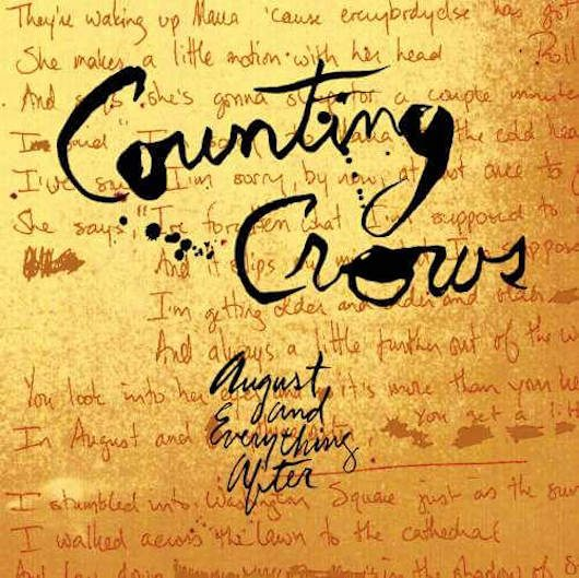 Counting Crows - August And Everything After - Vinyl