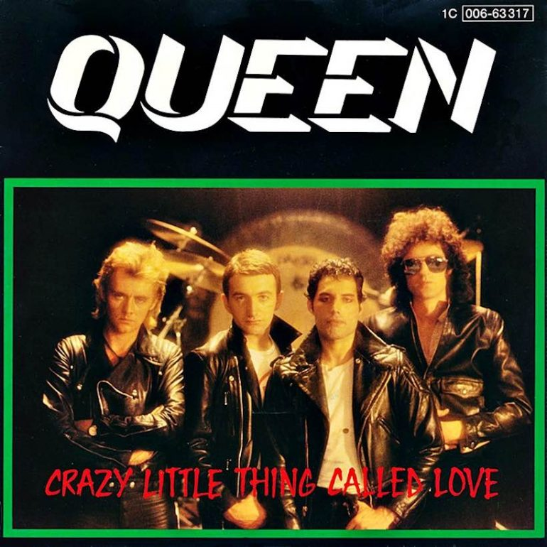 'Crazy Little Thing Called Love' Gives Queen First US No. 1