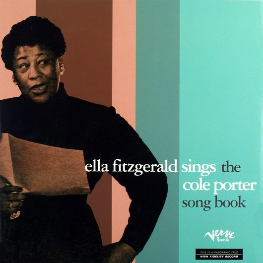 Rediscover Ella Fitzgerald Sings The Cole Porter Songbook