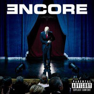 Eminem Encore Album Cover, 2004 - 300
