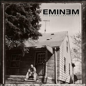 Eminem The Marshall Mathers LP Album Cover - 300