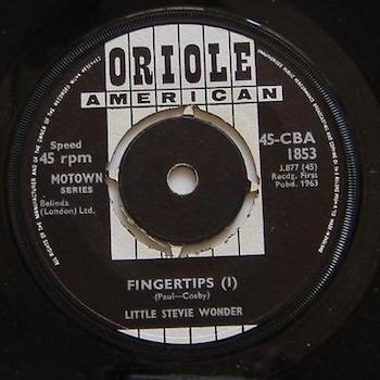 Fingertips Oriole single