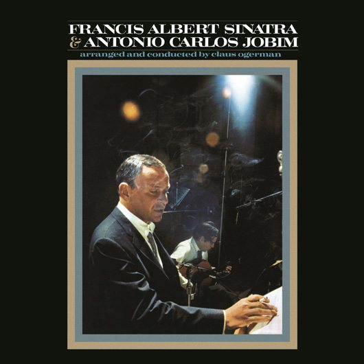 Frank Sinatra And Antonio Carlos Jobim Album Cover