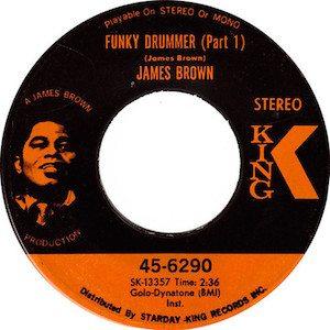 Funky Drummer