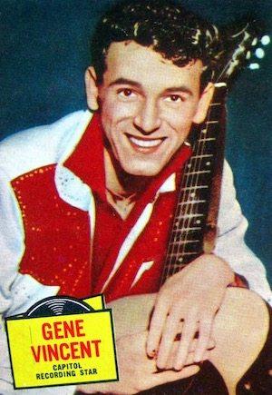 Gene Vincent 1957