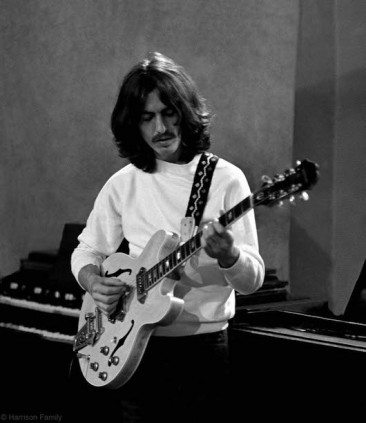 George Harrison Takes Over Sirius XM Radio