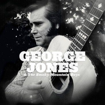 """New"" Album By Country Giant George Jones"