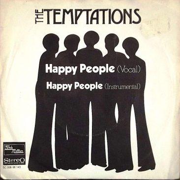 Lionel Richie Co-Writes A Temptations No. 1