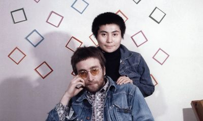 John and Yoko Ono photo by Ron Howard and Redferns