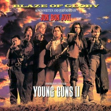 reDiscover Jon Bon Jovi's 'Blaze Of Glory'