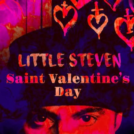 Little Steven Van Zandt Saint Valentine's Day Single