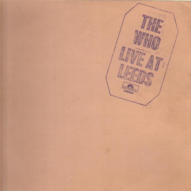 One Night In Leeds With The Who