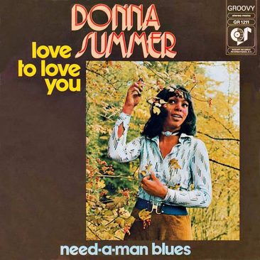 Donna Summer Hits The Gold Standard With 'Love To Love You Baby'
