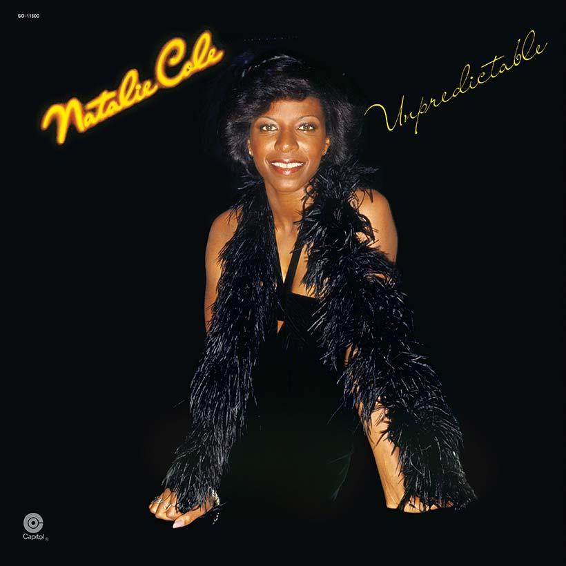 Natalie Cole Unpredictable Album Cover web optimised 820