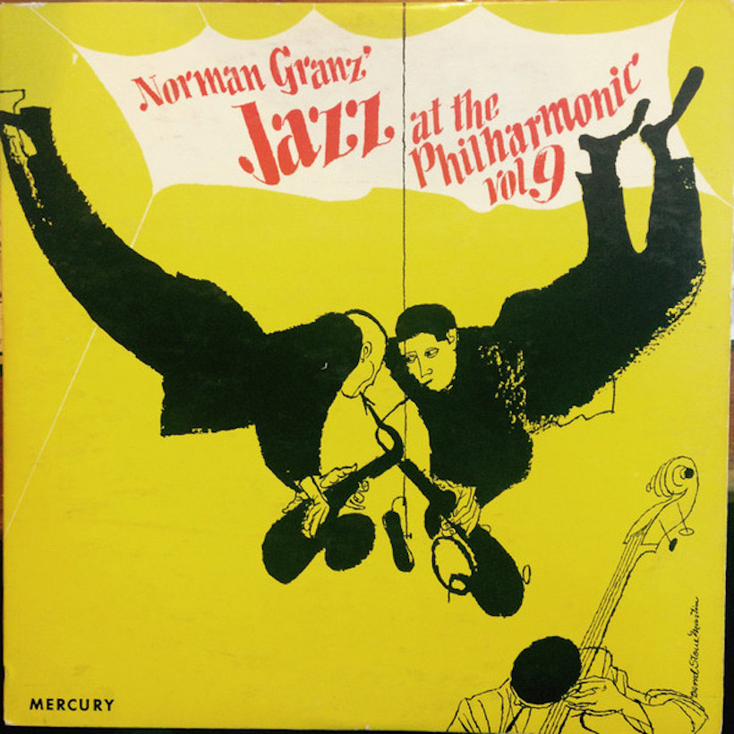 Norman Granz Jazz At The-Philharmonic