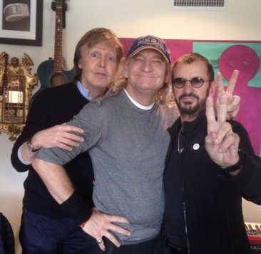 Five Things We Know About Ringo Starr's New Album