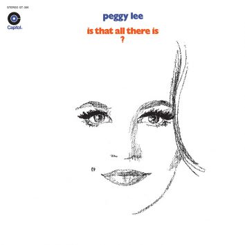 Peggy Lee Is That All There Is Album Cover web optimised 820