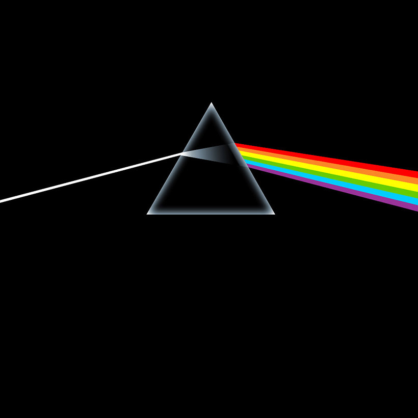 Pink Floyd The Dark Side Of The Moon album cover web optimised 820
