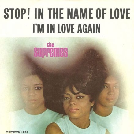 Stop In The Name Of Love Supremes