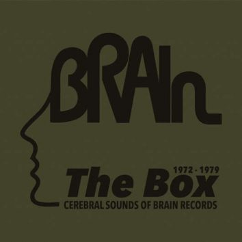 The Brain Box - Cerebral Sounds Of Brain Records 1972-1979,