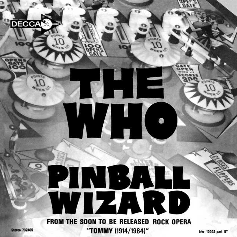 'Pinball Wizard': The Magic Moment Behind The Who's 'Tommy'