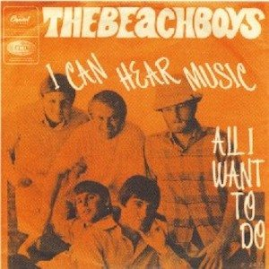 I Can Hear Music Beach Boys