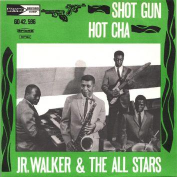Jr Walker Shotgun