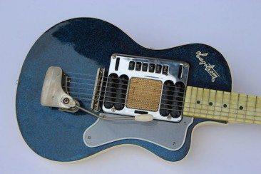 Kurt Cobain Guitar Up For eBay Auction